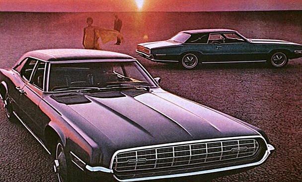 Imcdb 1968 Ford Thunderbird Landau In Mr Freedom 1969