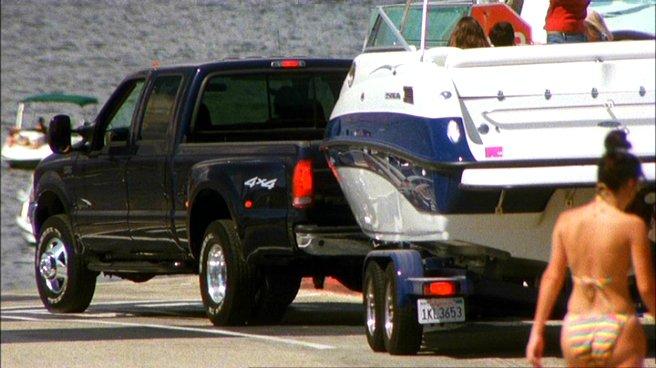 2002 Ford F-350 Super Duty Crew Cab Lariat