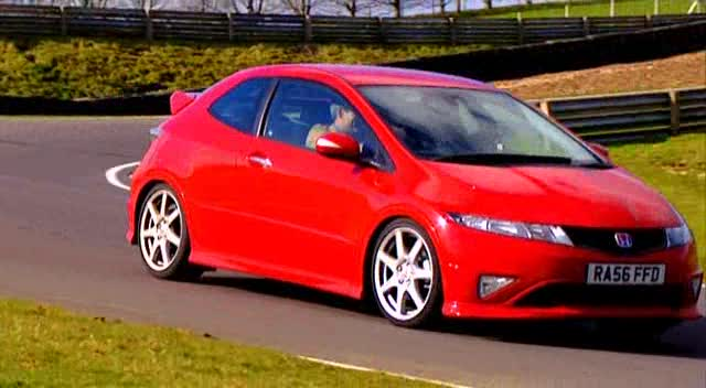 2007 honda civic type r fn2 in fifth gear. Black Bedroom Furniture Sets. Home Design Ideas