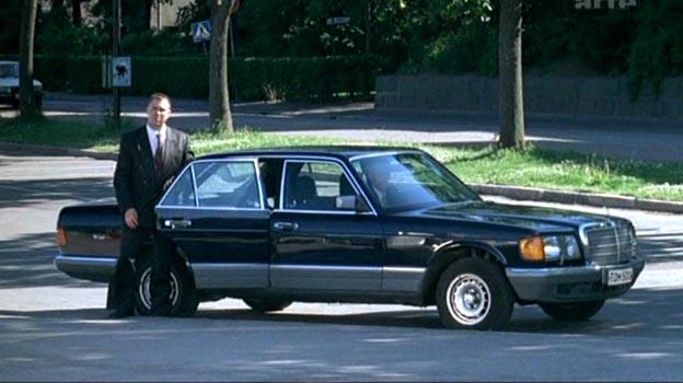 1980 mercedes benz 280 se w126 in die frau. Black Bedroom Furniture Sets. Home Design Ideas
