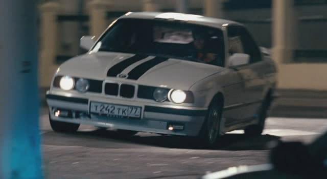 1990 BMW 520i E34