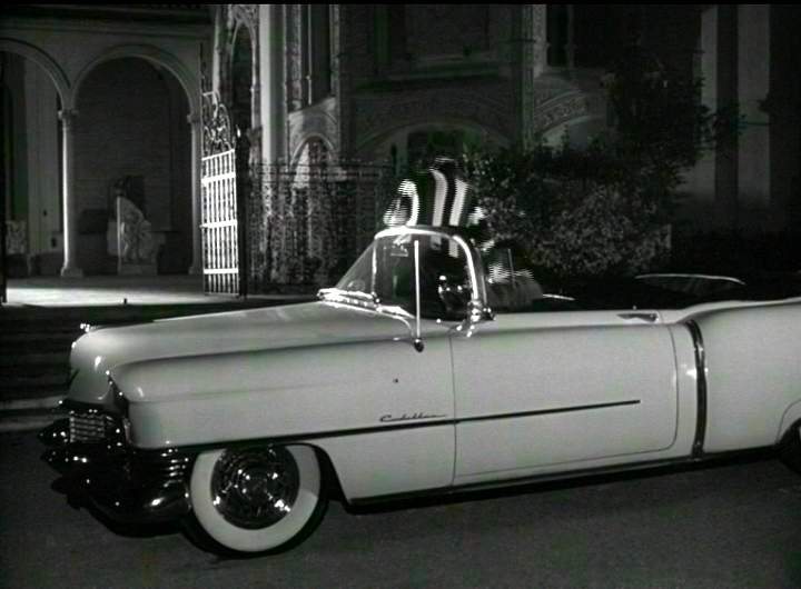 1954 Cadillac Series 62 Convertible [6267]