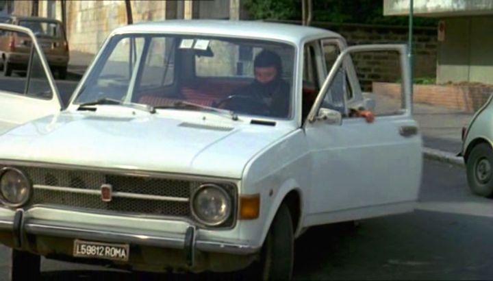 Imcdb 1969 Fiat 128 1a Serie In Il Caso Moro 1986