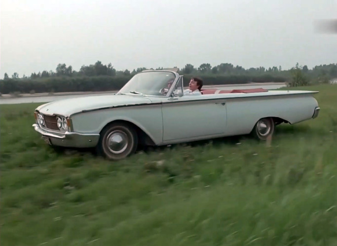 1960 Ford Galaxie Sunliner [76B]