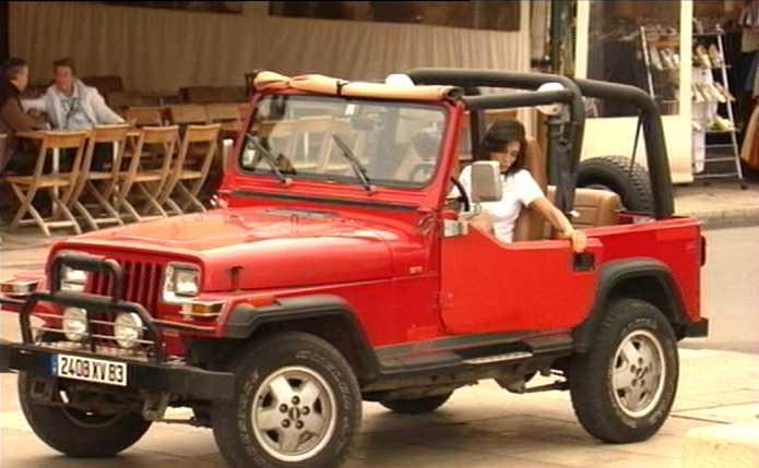 1995 Jeep Wrangler [YJ]