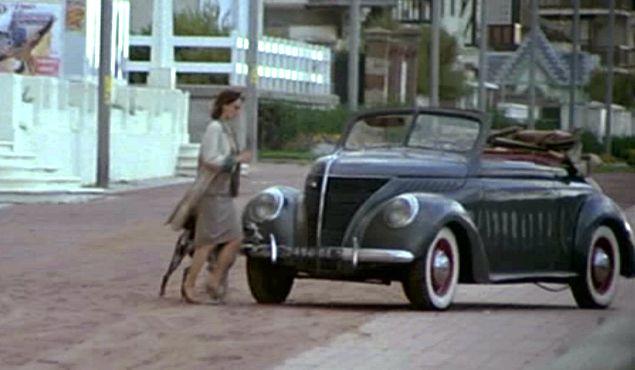 1938 matford v8 21cv cabriolet 4 5 places f81a in dith et marcel 1983. Black Bedroom Furniture Sets. Home Design Ideas