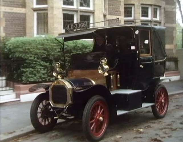1908 Unic 12/14 hp Taxi