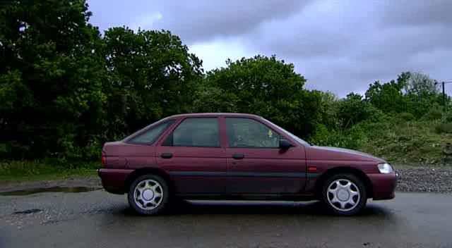 96 ford escort gas mileage