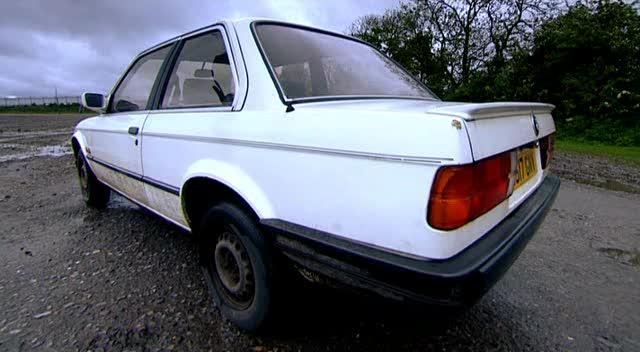 316 bmw. 1987 BMW 316 [E30]