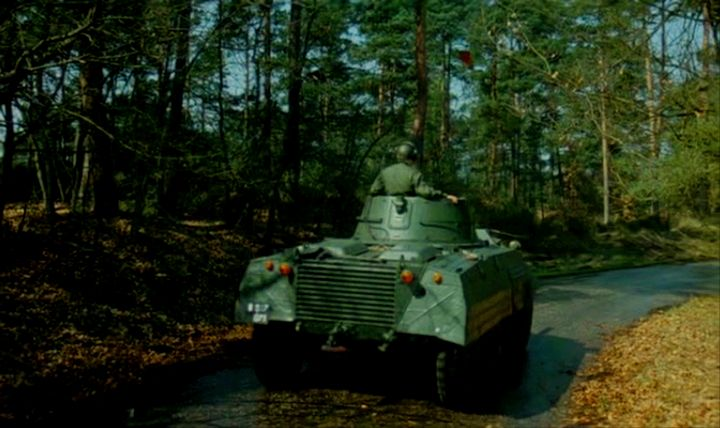 1943 Ford M8 Greyhound Light Armored Car