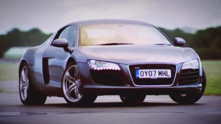 Imcdb Org 2007 Audi R8 4 2 Fsi Quattro Typ 42 In Quot Top
