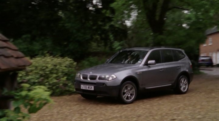 2005 BMW X3 2.0i E83 related infomation,specifications - WeiLi ...