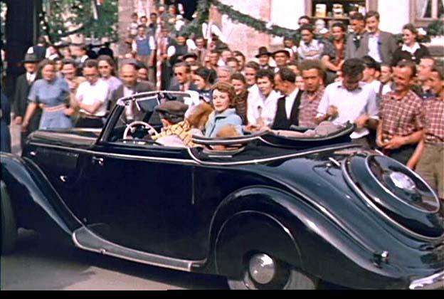 Imcdb 1939 Bmw 335 Sport Cabriolet In Schwarzwaldmdel 1950