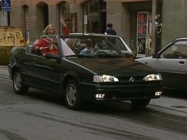1994 Renault 19 Cabriolet S�rie 2 [X53]