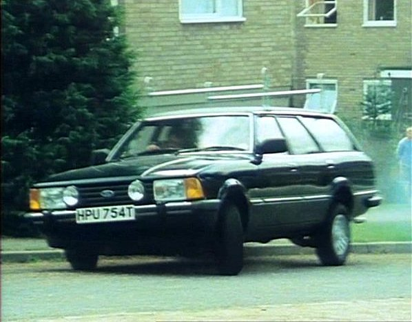 1980 Ford Cortina Estate 2.3 Ghia S MkV