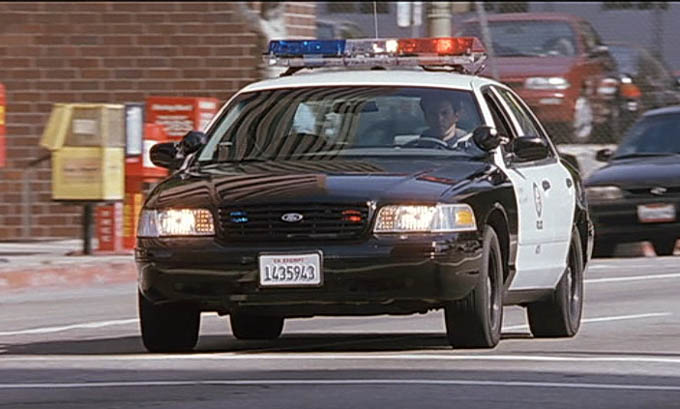 Imcdb Org 1999 Ford Crown Victoria Police Interceptor P71 In