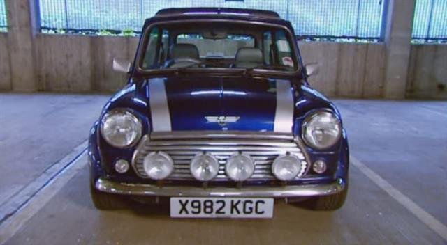 2000 Rover Mini Cooper Sport 500 Mkvii Ado20