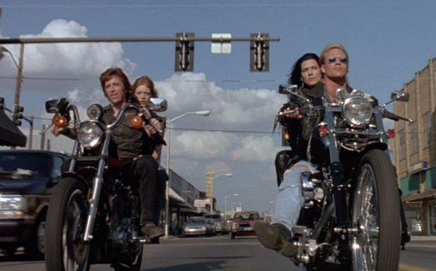 Imcdb Org Harley Davidson Sportster In Stone Cold 1991