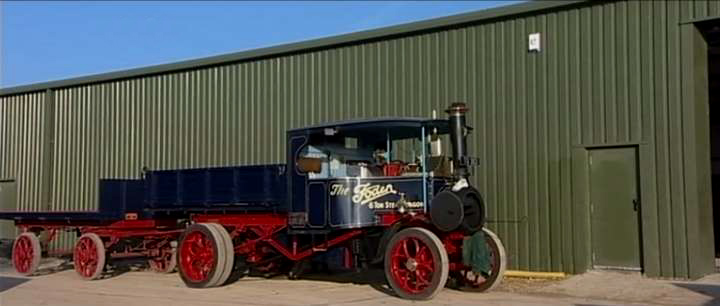 1926 Foden Wagon 4 n.h.p. 6 ton C-type 'King William' [No.12388]