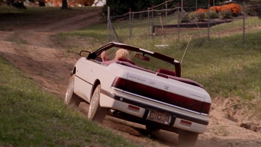 Imcdb 1992 chrysler lebaron convertible in milk money 1994 sciox Image collections