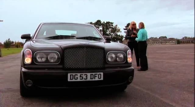2003 bentley arnage t in fifth gear 2002 2015. Black Bedroom Furniture Sets. Home Design Ideas