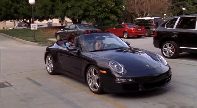 2006 porsche 911 carrera 4s cabrio 997 in. Black Bedroom Furniture Sets. Home Design Ideas