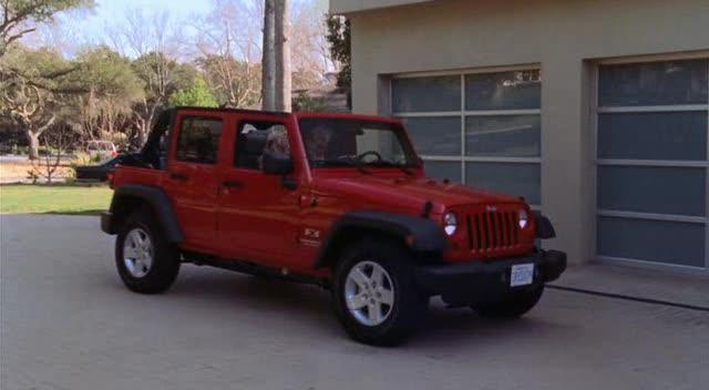 2007 Jeep Wrangler Unlimited X [JK]