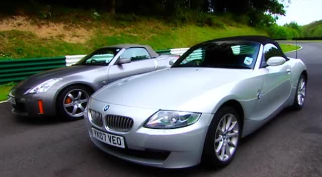 Imcdb Org 2007 Bmw Z4 3 0i E85 In Quot Fifth Gear 2002 2019 Quot