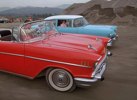 1957 Chevrolet Bel Air [2434]