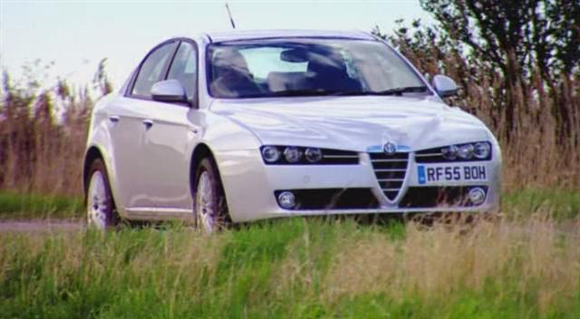 IMCDb.org: 2006 Alfa Romeo 159 2.2 JTS in