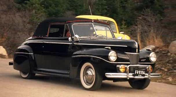 1941 Ford Super De Luxe Convertible