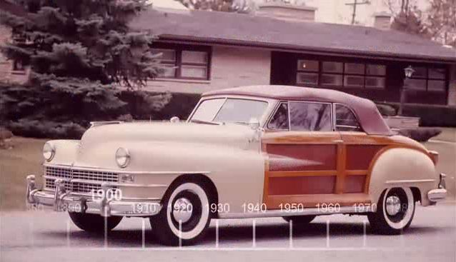 1946 Chrysler Town & Country [C-39]