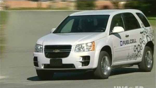 2009 Chevrolet Equinox Fuel Cell [GMT191]