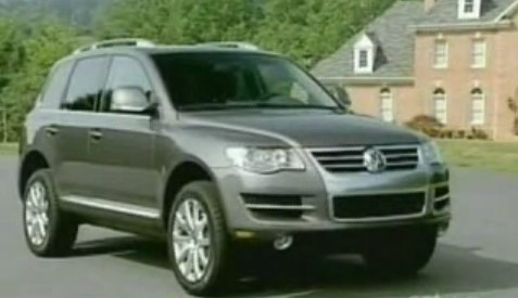 2007 volkswagen touareg 2 v8 fsi 4 2 i typ 7l. Black Bedroom Furniture Sets. Home Design Ideas