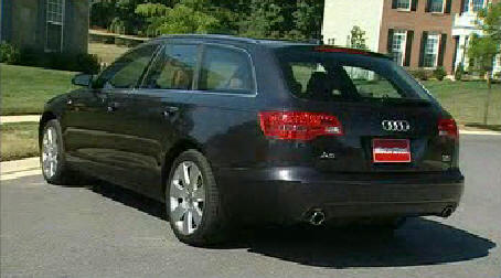 2006 audi a6 avant 3 2 fsi quattro c6 typ 4f. Black Bedroom Furniture Sets. Home Design Ideas