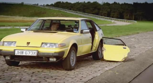 Imcdb Org 1982 Rover 3500 Se Sd1 In Quot Top Gear 2002 2015 Quot