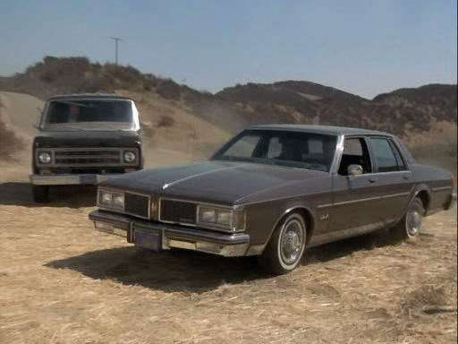 IMCDborg 1980 Oldsmobile Delta 88 in quotThe ATeam 19831987quot1980 Oldsmobile Delta 88