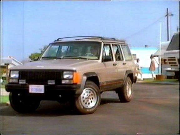1994 Jeep Cherokee Sport [XJ]