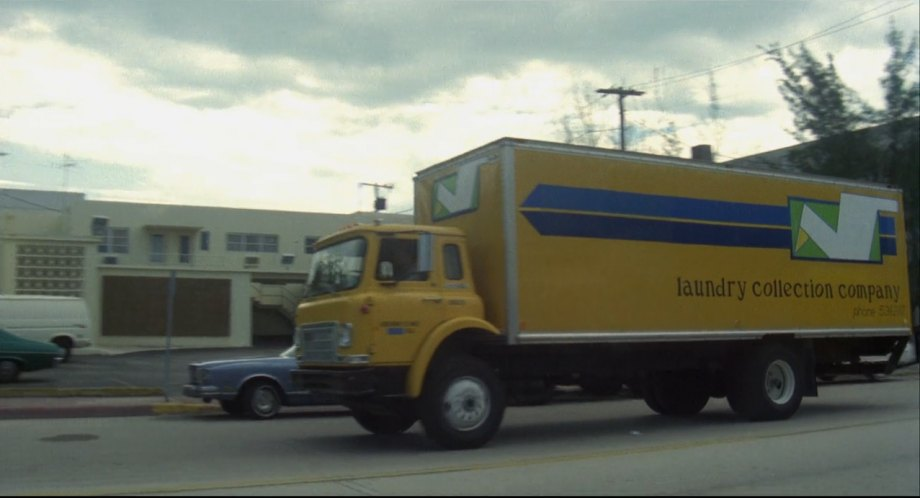 1973 International Harvester Cargostar