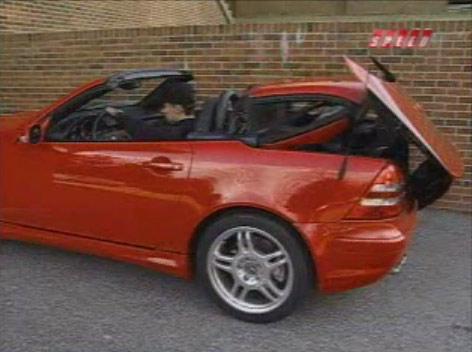 2002 Mercedes-Benz SLK 32 AMG [R170]