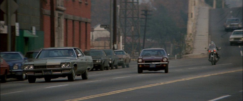 Imcdborg 1972 Buick Electra 225 Hardtop Sedan In Blue Thunder 1983