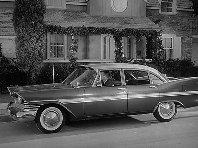 1959 Plymouth Fury 4-door Sedan [MP2-H-41]