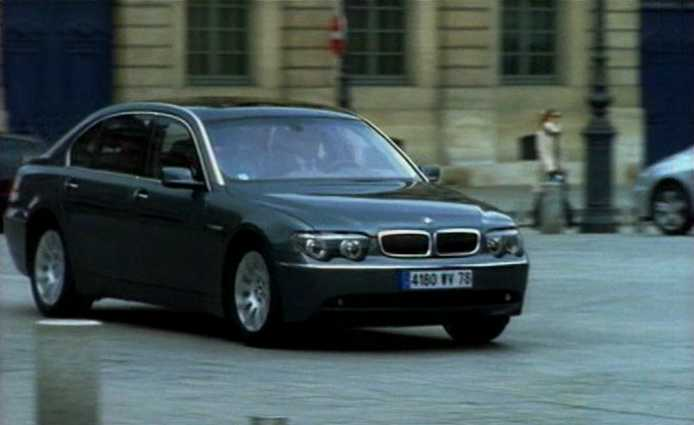 2002 BMW 760Li E66 related infomation,specifications - WeiLi ...