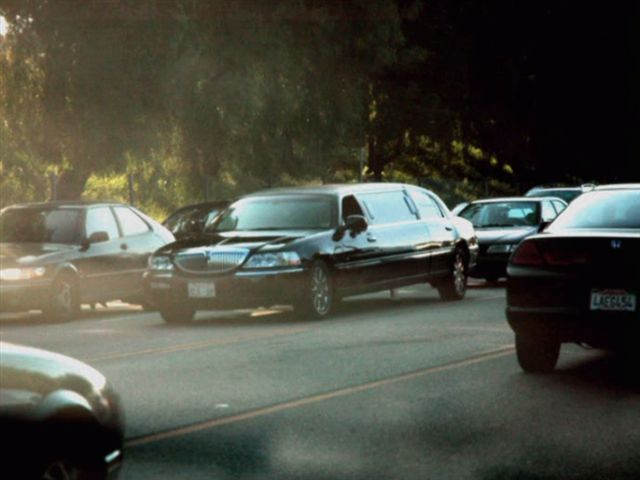 2003 Lincoln Town Car Stretched Limousine