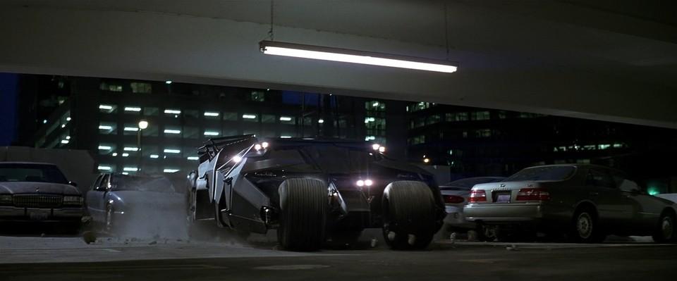 Image Gallery 2008 batmobile