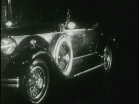 1931 Packard Deluxe Eight Custom Phaeton [840]
