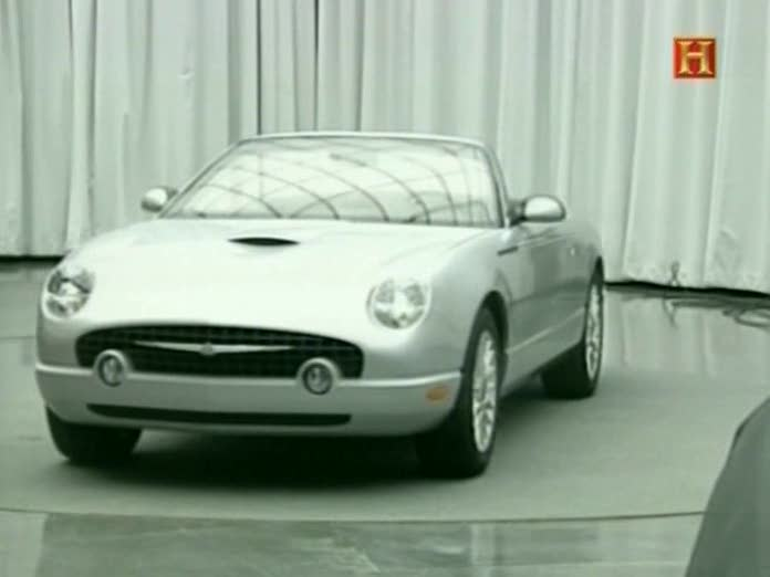 IMCDborg Ford Thunderbird Concept In The History Of