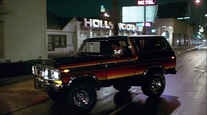 1979 Ford Bronco Free Wheeling