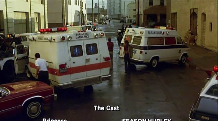 imcdborg dodge kary van wayne ambulance body    vice squad