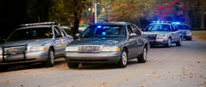 2003 Ford Crown Victoria Police Interceptor SAP [P71]